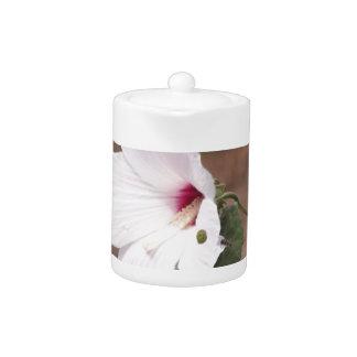 Wild flower teapot