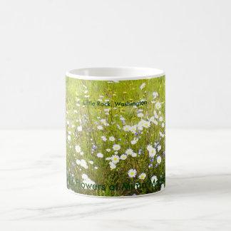 Wild Flowers at Mima Mo... Coffee Mug