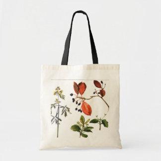 WILD FLOWERS TOTE BAGS