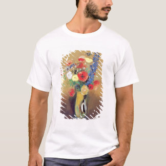 Wild flowers in a Long-necked Vase, c.1912 T-Shirt