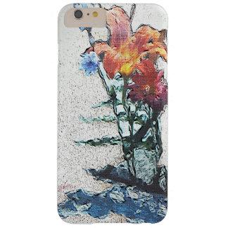 Wild Flowers jjhelene design Barely There iPhone 6 Plus Case