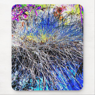 WILD FLOWERS MOUSE PADS