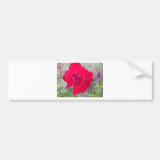 Wild Flowers of the Field Bumper Sticker