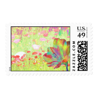 Wild Flowers Stamps