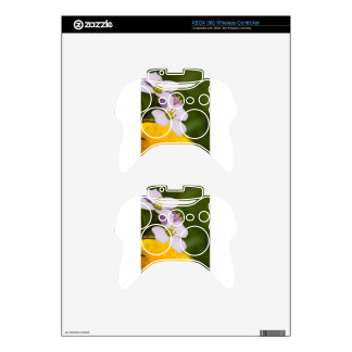 Wild Flowers Xbox 360 Controller Skins