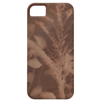Wild Flowers Sun Print iPhone SE/5/5s Case