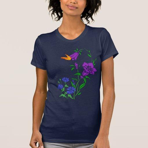 Wild Flowers Tee Shirt
