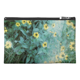 Wild Flowers Travel Accessory Bags