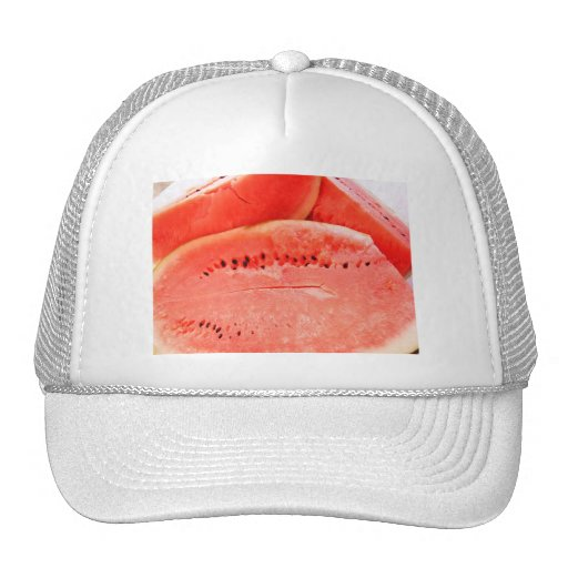 Wild for Watermelons Trucker Hats