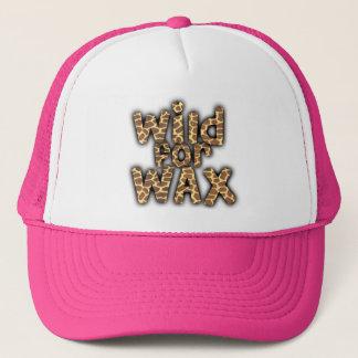 Wild for Wax Trucker Hat