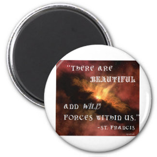 Wild Forces Magnet
