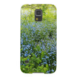 Wild forge me nots flowers photo galaxy s5 case