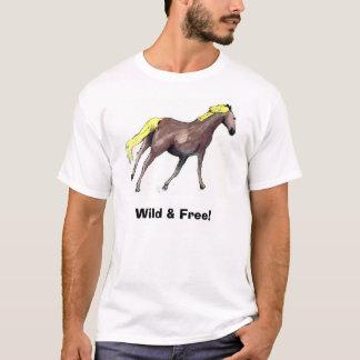 Wild & Free! T-Shirt