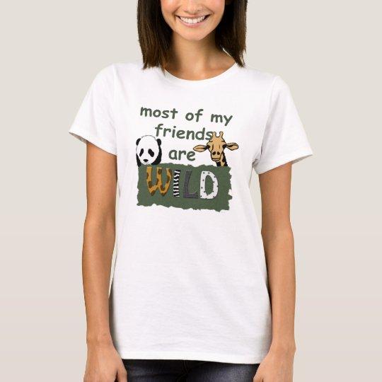 wild friends T-Shirt