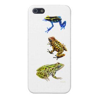 Wild Frogs iPhone 5 Case