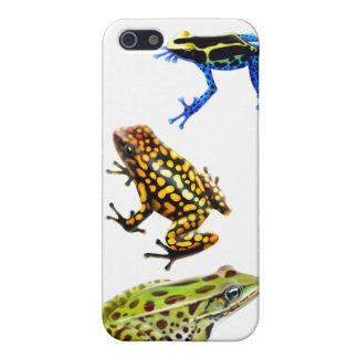 Wild Frogs Speck Case