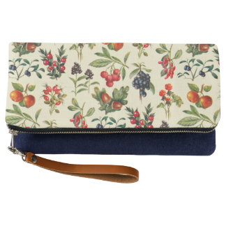 Wild Fruits Of The Countryside Clutch