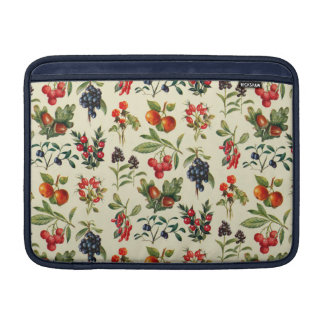 Wild Fruits Of The Countryside Sleeve For MacBook Air