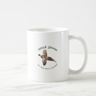 Wild Game The Way Nature Intended Classic White Coffee Mug