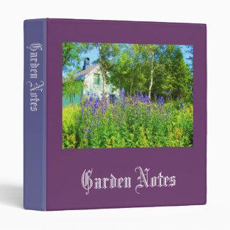 Wild Garden Binder