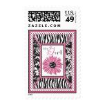 Wild Garden HP Stamp