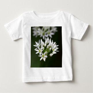Wild garlic or ramsons Allium ursinum Baby T-Shirt
