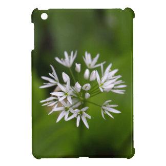 Wild garlic or ramsons Allium ursinum iPad Mini Case