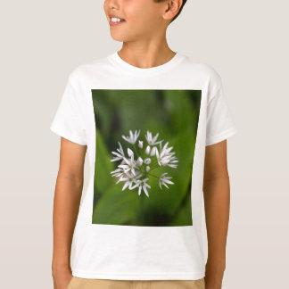 Wild garlic or ramsons Allium ursinum T-Shirt
