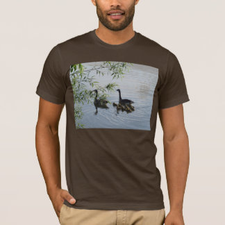 Wild Geese Adult American Apparel T-Shirt