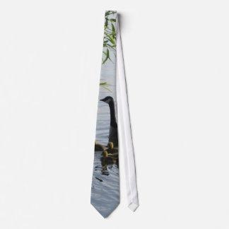 Wild Geese Necktie
