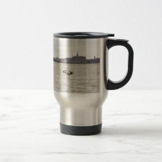 Wild Geese Travel Mug