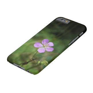 Wild Geranium Forest Wildflower Smartphone Case