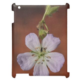 Wild Geranium iPad Cases