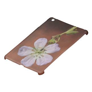 Wild Geranium iPad Mini Cover
