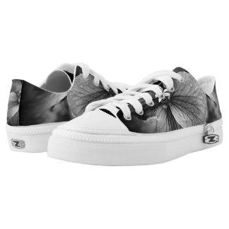 Wild Geraniums Tennis Shoe