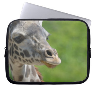 Wild Giraffe Laptop Sleeve