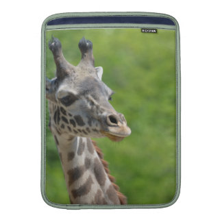Wild Giraffe MacBook Air Sleeve