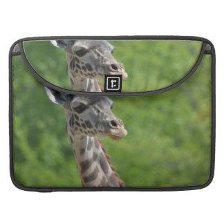 Wild Giraffe MacBook Pro Sleeve