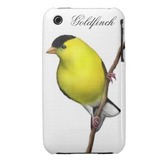 Wild Goldfinch Bird iPhone 3 Case