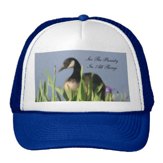 Wild Goose Beauty Inspirational Hat