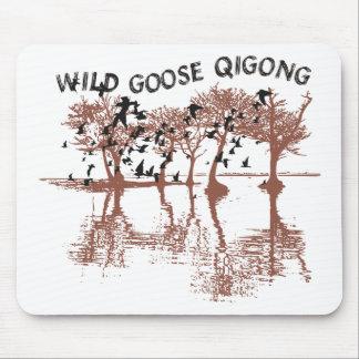 Wild Goose Qigong Mouse Pads