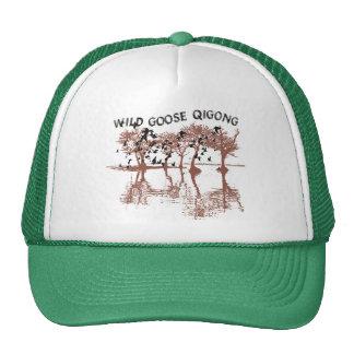 Wild Goose Qigong Trucker Hat