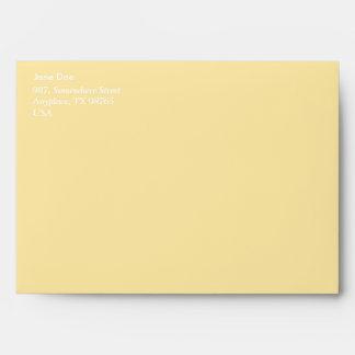 Wild gramineous envelopes