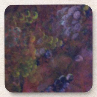Wild Grapes Beverage Coaster