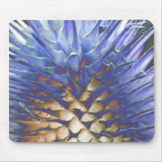 Wild Grass Blue Flame Mousepad