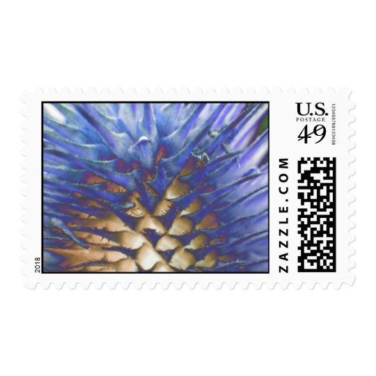 Wild Grass Blue Flame US Postage Stamp