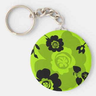 Wild Green Keychain