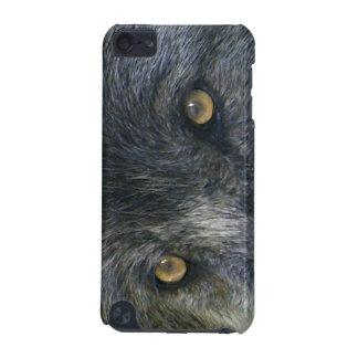 Wild Grey Wolf Eyes Wildlife-lover Ipod Case iPod Touch 5G Case