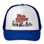 WILD GRINDERS CREW TRUCKER HAT hats