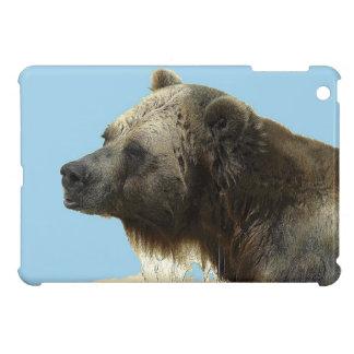 Wild Grizzly Bear Wildlife Photograph iPad Mini Case